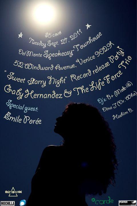 Sweet Starry night Release