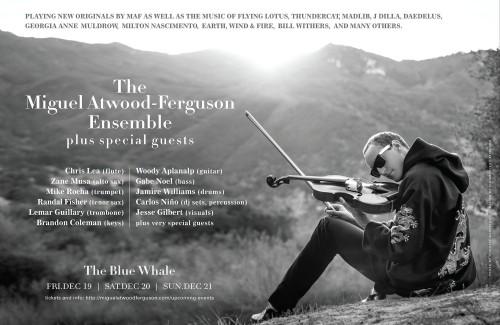 MIGUEL ATWOOD FERGUSON ENSEMBLE FLYER 03